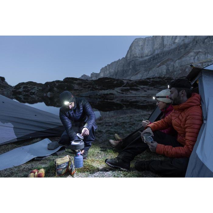 Lampe frontale Trekking ONNIGHT 100 Noire - 80 lumens - 1287628
