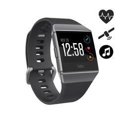 Smartwatch Ionic met hartslagmeting aan de pols