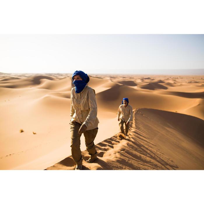 Damesbroek voor woestijntrekking Desert 500 bruin