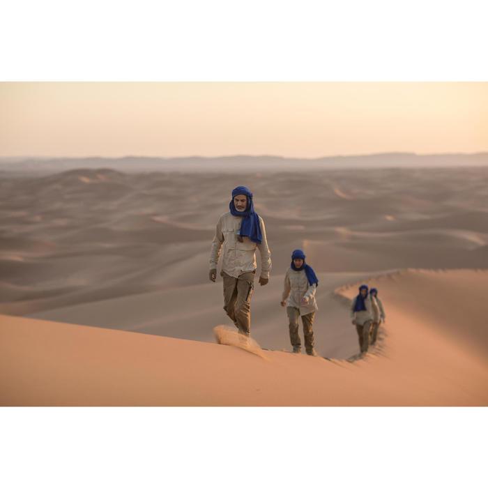 Chaussures de Trekking désert DESERT 500 marron - 1287885