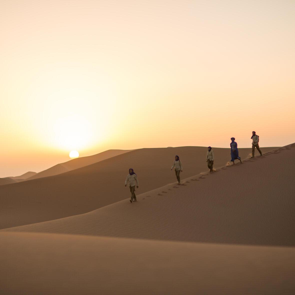 interior desert