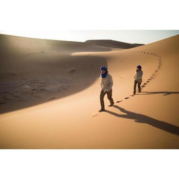Chaussures de Trekking désert DESERT 500 marron - 1287956