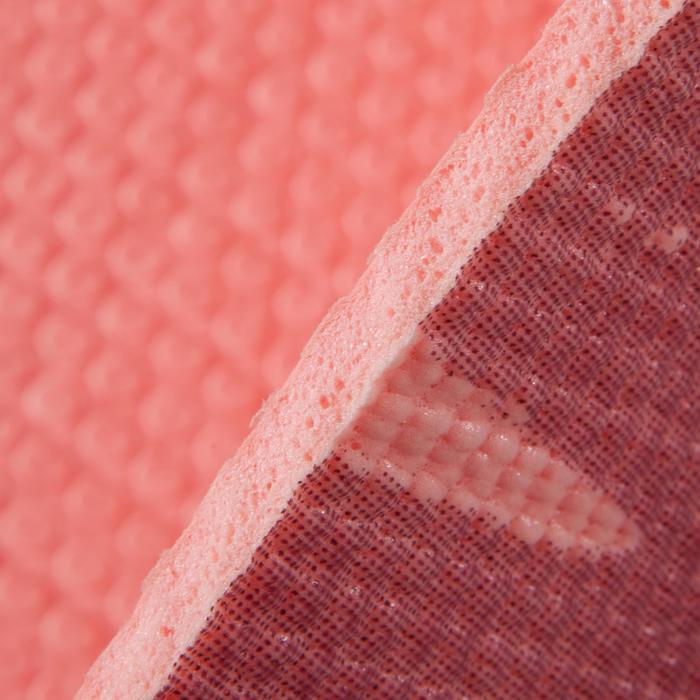 ESTERILLA DE YOGA 8 mm rosa estampado