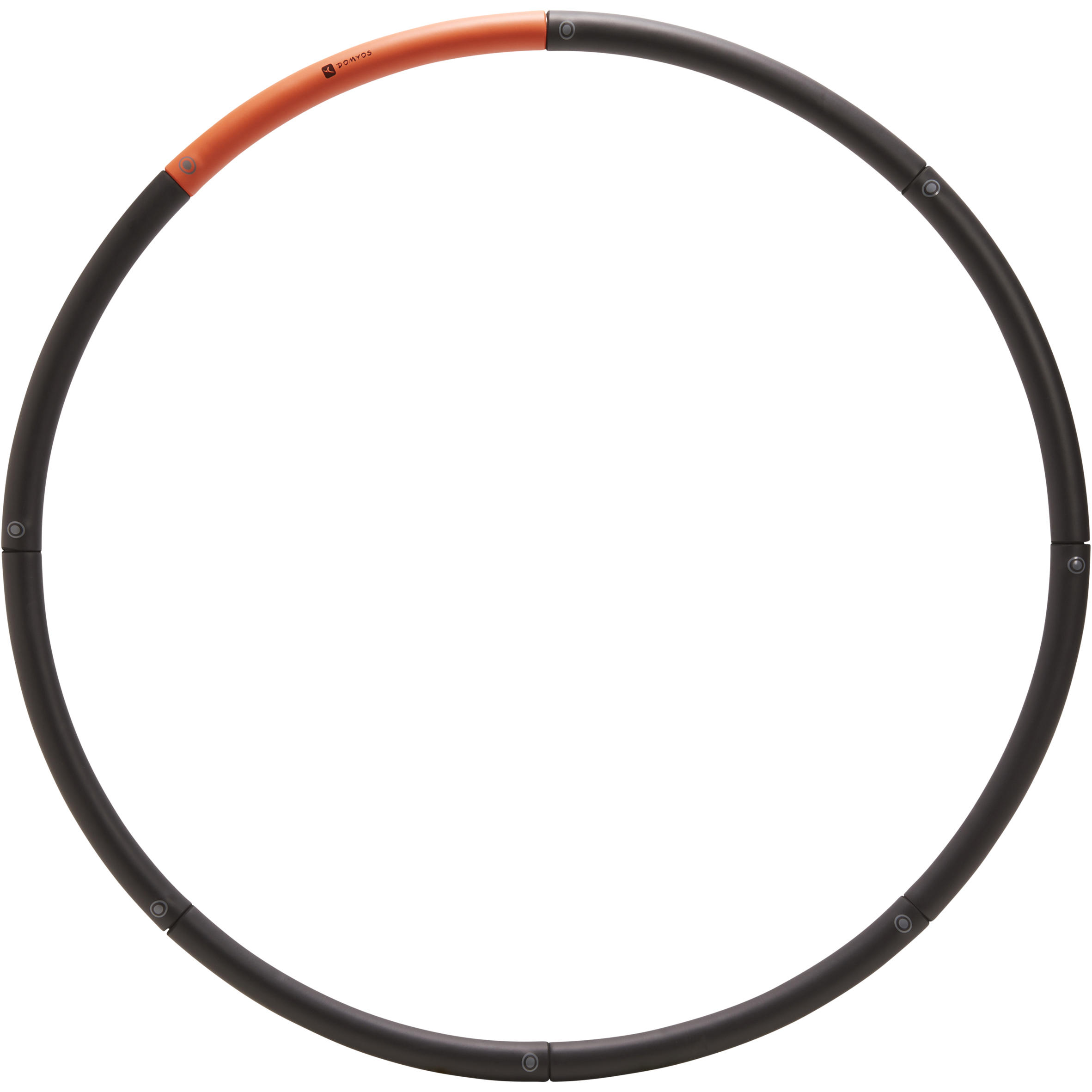 CERCEAU DE TONIFICATION GYM HOOP 900 (1,9 kg)