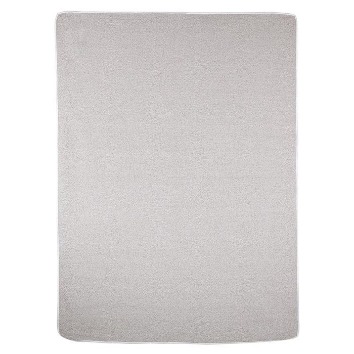 Couverture de Yoga biface grise - 1288205