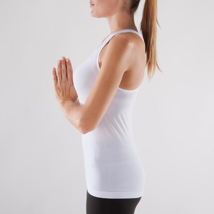 Débardeur sans coutures Yoga+ femme - 1288273