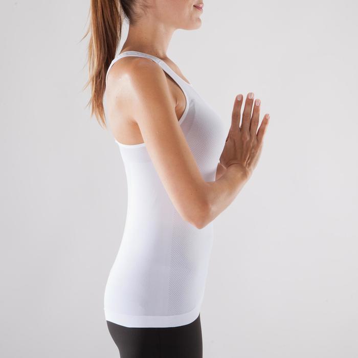 Débardeur sans coutures Yoga+ femme - 1288279