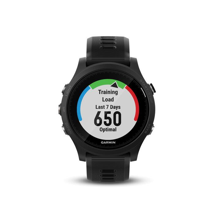 Montre GPS Forerunner 935 XT avec cardio au poignet noire - 1288483
