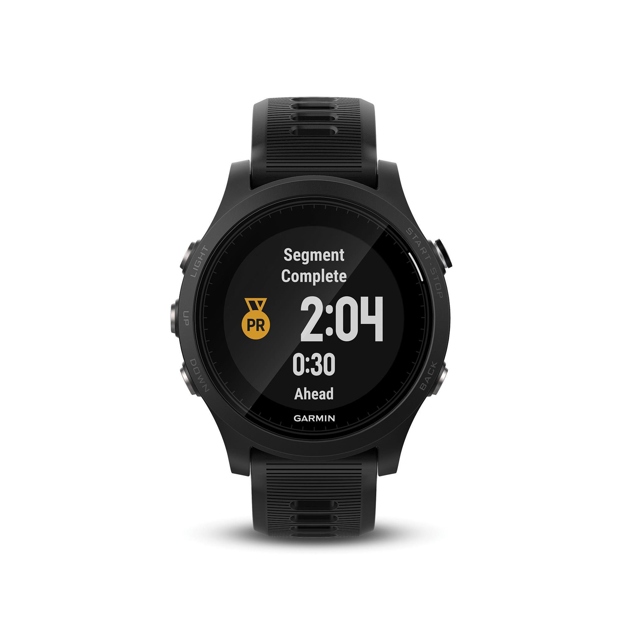 GPS-Pulsuhr Forerunner 935 HF-Messung am Handgelenk schwarz