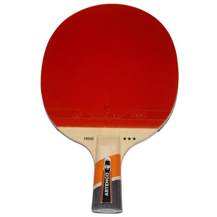 Set Of 2 Table Tennis Bats And 3 TTR500 3*x2 & 3 SH Balls