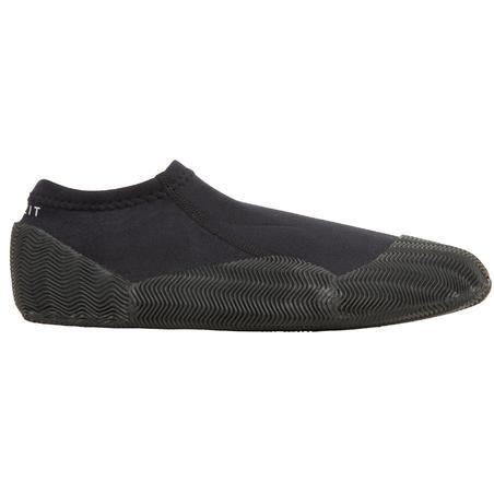 """100 1.5 נעלי ניאופרין (גומי סינטטי) לחתירה בקיאק ובגלשן סאפ מ""""מ"""