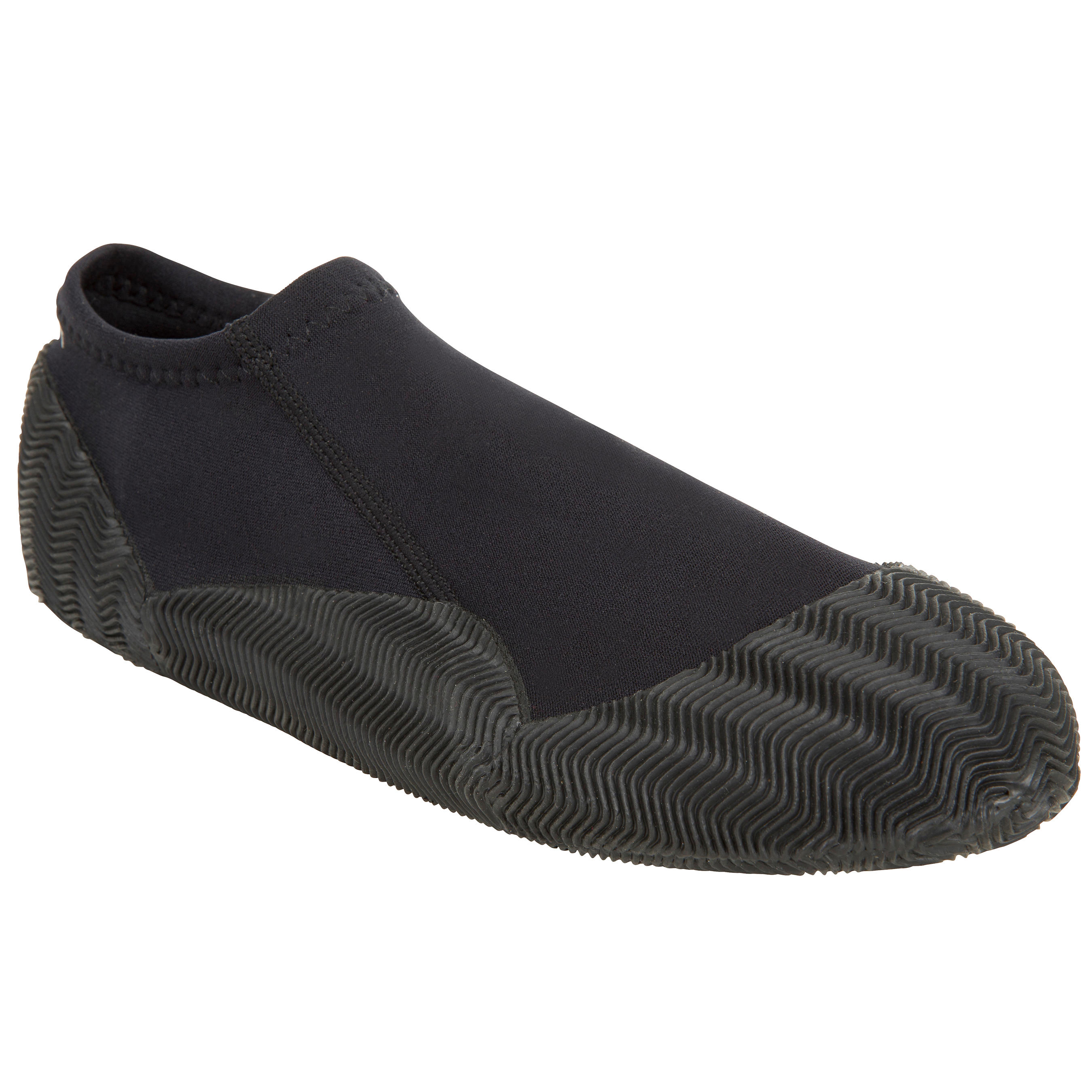 AQUA SHOES SIN SUELA DE KAYAK O STAND-UP PADDLE 100 NEOPRENO 1.5 mm