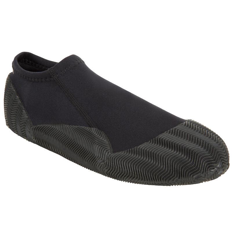 รองเท้านีโอพรีนหนา 1.5 มม. สำหรับพายเรือคายัคและกระดานยืนพายรุ่น 100