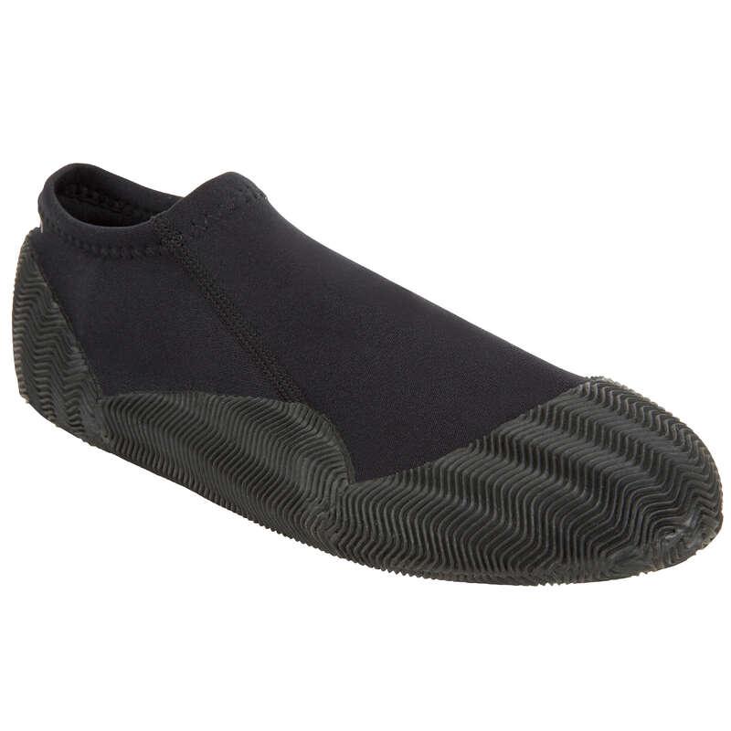 ODZIEŻ KAJAKARSKA Nurkowanie - Buty niskie 1,5 mm ITIWIT - Ochrona termiczna do nurkowania