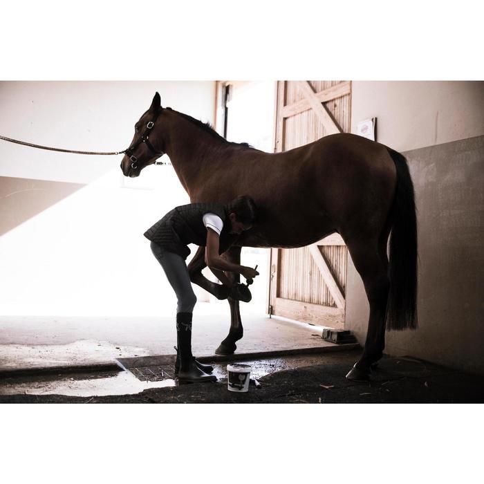 Gilet sans manche équitation fille GL100 - 1288561