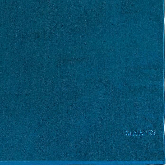 SERVIETTE BASIC L Bleu Celtic 145x 85 cm - 1288563