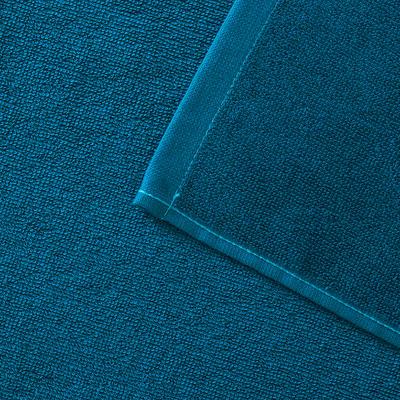 """מגבת בייסיק L 145 X 85 ס""""מ - כחול קלטי"""