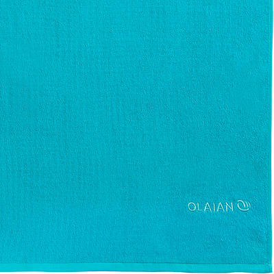 BASIC L TOWEL 145 x 85 cm - Martinica Blue