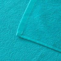 Toalla playa surf Olaian Algodón  Basic L Azul Martinica 145 x 85 cm Algodón