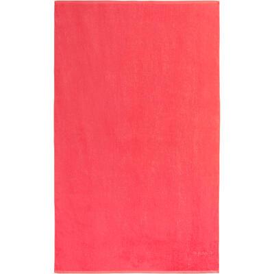 BASIC L TOWEL 145 x 85 cm Coral