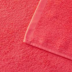 Toalla BASIC L rojo coral 145x85 cm