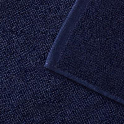 منشفة بيزك L 145×85 سم-أزرق غامق