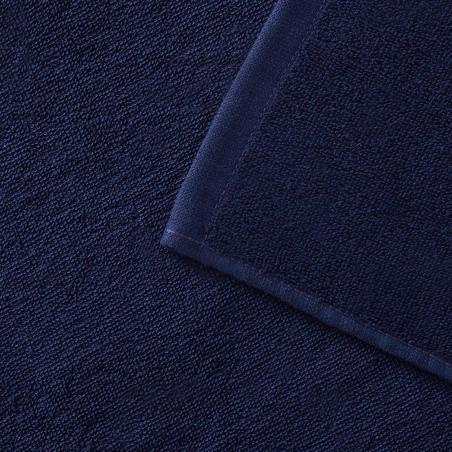 BASIC L TOWEL 145 x 85 cm - Dark Blue