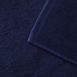 Strandlaken groot Basic L donkerblauw 145 x 85 cm