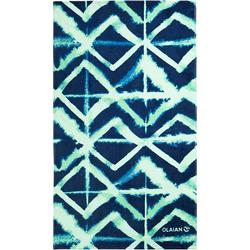 BASIC L TOWEL 145 x 85 cm Abyss Print