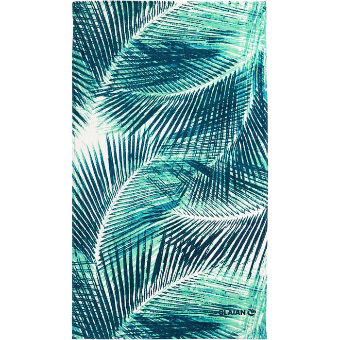 SERVIETTE L print Surf 145x85 cm - 1288596