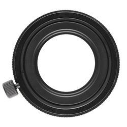Objectiefadapter voor Canon-spiegelreflexcamera