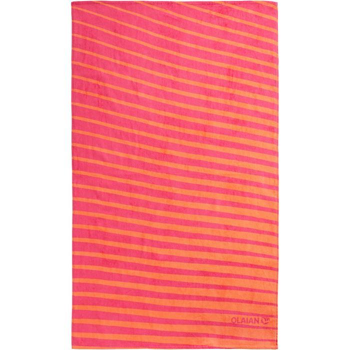 SERVIETTE L print Surf 145x85 cm - 1288622