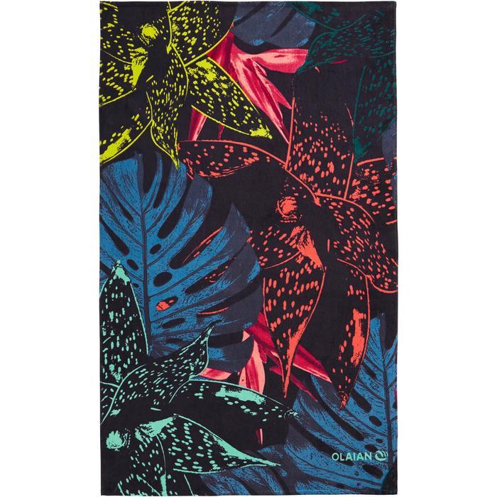 SERVIETTE L print Surf 145x85 cm - 1288627