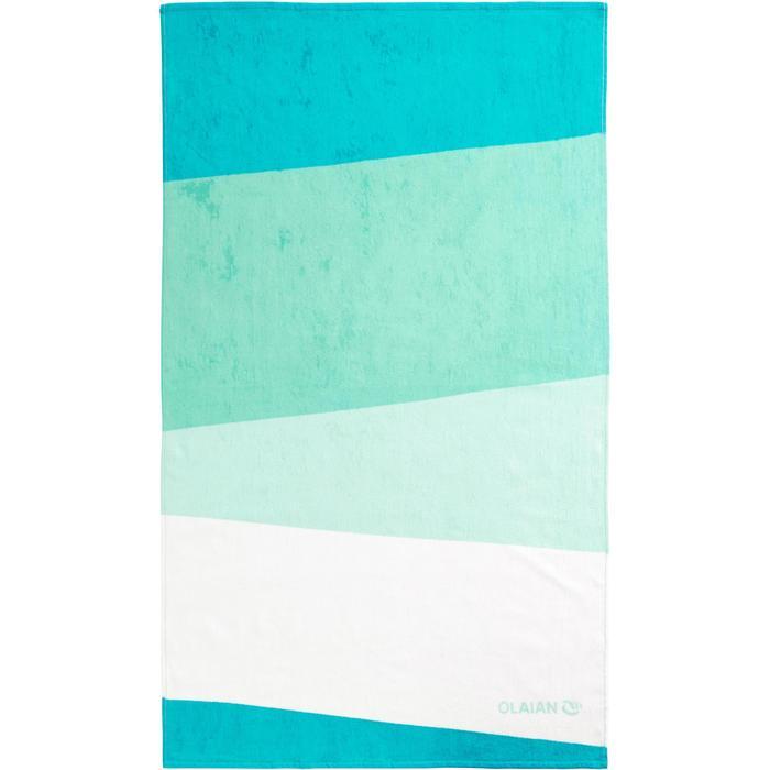 SERVIETTE L print Surf 145x85 cm - 1288646
