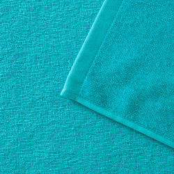 TOALLA Basic CH azul Martinica 90x50 cm