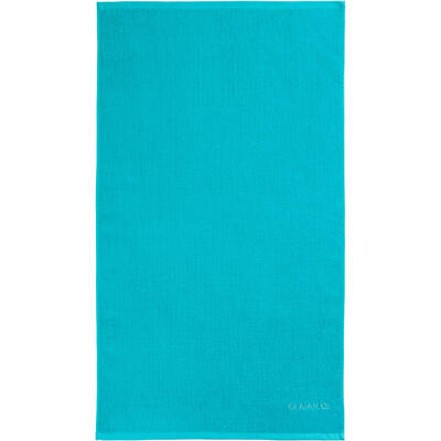 BASIC S TOWEL 90 x 50 cm - Martinica Blue