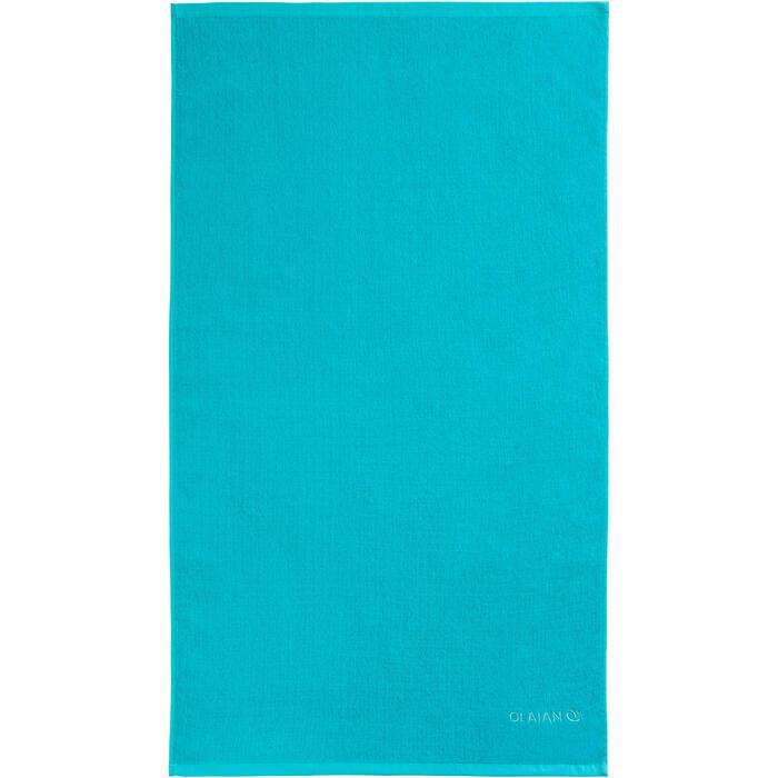 SERVIETTE Basic S Bleu Martinica 90X50 cm - 1288656