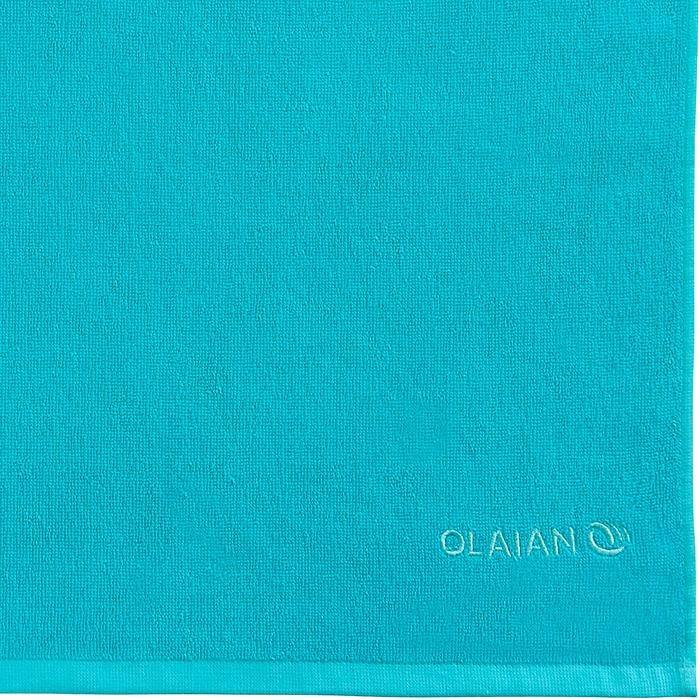 Handdoek Basic S blauw Martinica 90 x 50 cm