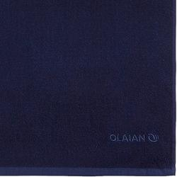Handdoek Basic S donkerblauw 90 x 50 cm