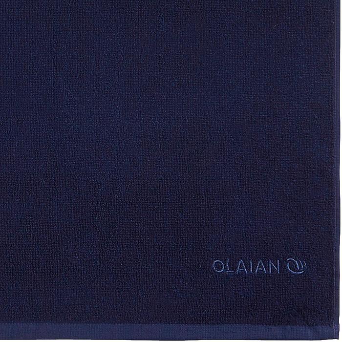 Strandtuch Basic S 90×50cm dunkelblau