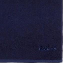 TOALLA Basic CH Azul oscuro 50 x 90 cm