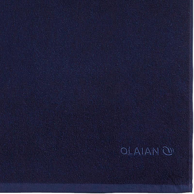 TOALLA Basic S Azul oscuro 50 x 90 cm
