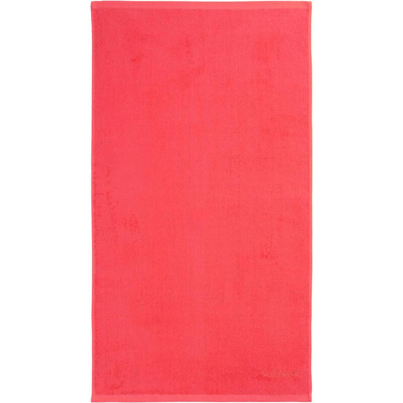 Basic S Towel 90 x 50 cm - Coral