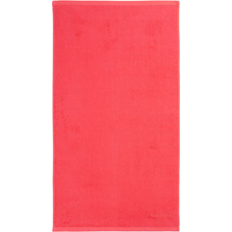 BEACH TOWELS AND PONCHO Surf - Basic S - Coral OLAIAN - Surf