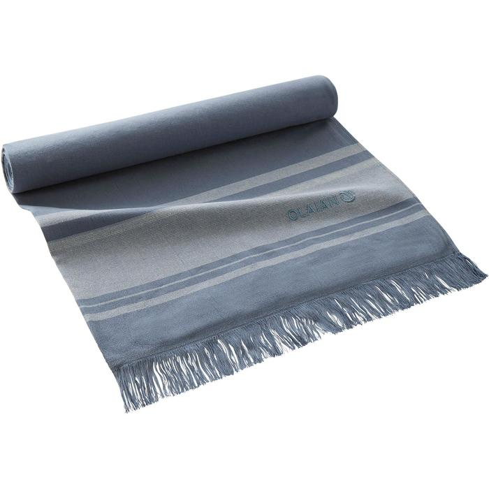 Dubbele fouta handdoek Powder 170 x 150 cm