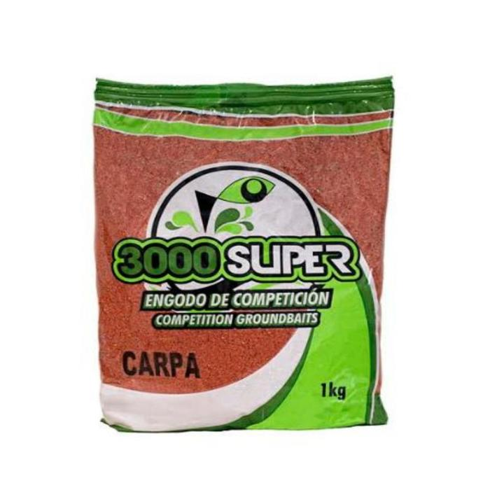 3000 SUPERCOMP CARPA ROJO1K