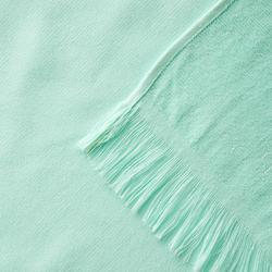 Toalla FOUTA verde claro 170 x 100 cm