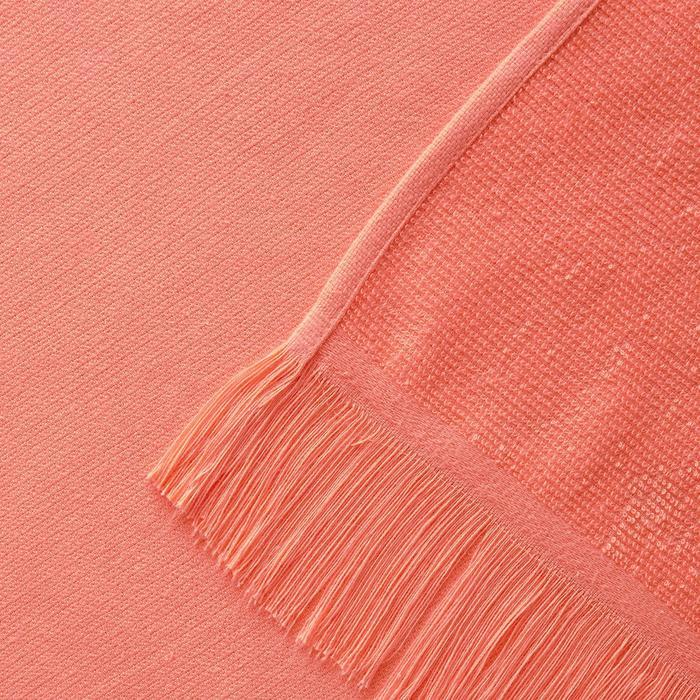 Handdoek Fouta peach 170 x 100 cm - 1288723