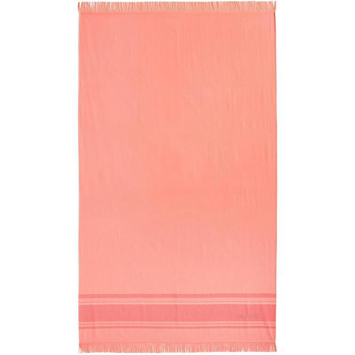Handdoek Fouta peach 170 x 100 cm - 1288724