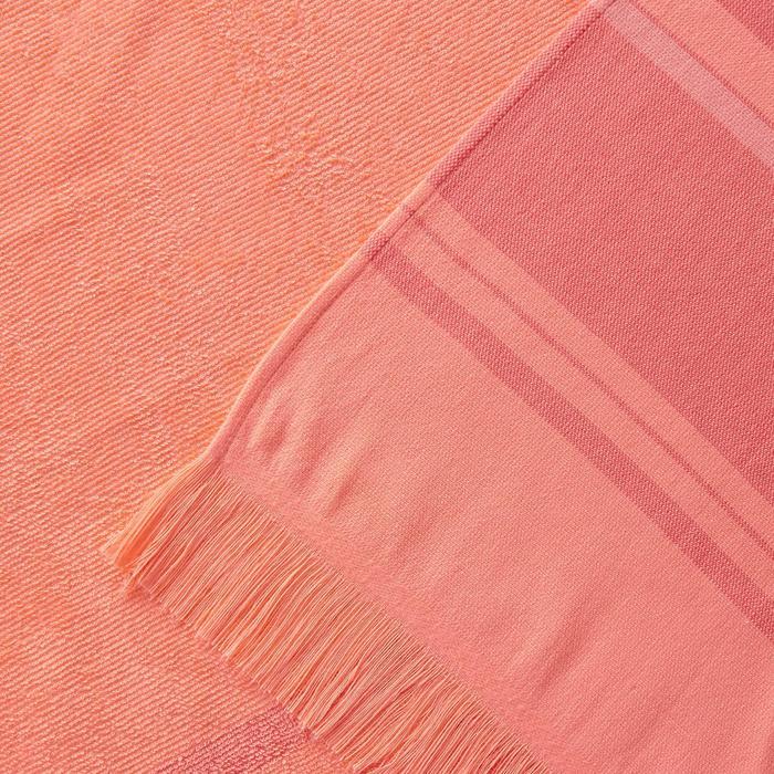 Handdoek Fouta peach 170 x 100 cm - 1288725